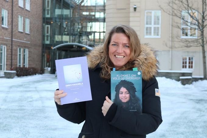 """Høgskolelektor Elisabeth Walsøe Lehn ved DMMH er ansvarlig for Temaukene """"Små barns rett til  beskyttelse""""."""
