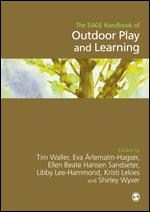 New publication: The SAGE Handbook of outdoor play and learning