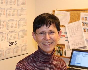 maritholhopperstad - professor i pedagogikk ved DMMH